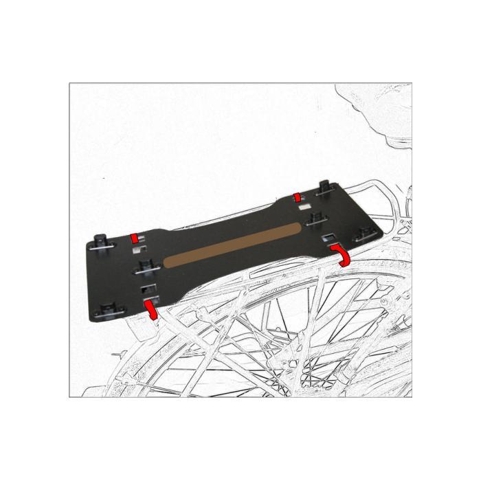 Twist & bike basisplaat